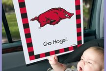 Love those Razorbacks! / by nwamotherlode
