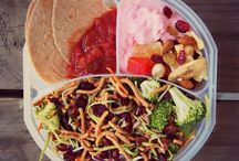 healthy breakfast + lunch ideas / by Emma VanDelinder