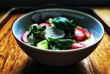 Vegetarian Food / Vegetarinské recepty a ispirace z naší kuchyně.
