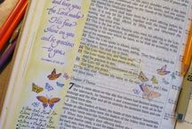 Numbers Bible Journaling