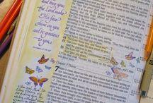 Numbers Bible Journaling