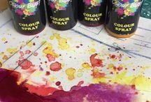 CB Colour Spray