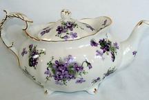 Hammersley violets