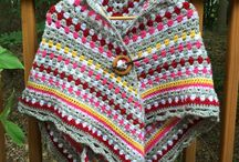 Crochet Shawls, Cowls, and Scarves / Crochet Projects for Shawls, Cowls, and Scarves