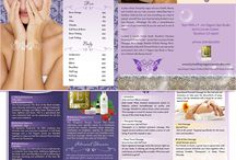 PHRIZBIE Brochure Designs