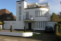 1930's Art Deco homes