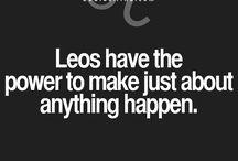 I AM A 'LEOOOO'