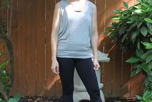 Fashion Forward Athleisure / Who says you can't be stylish at the gym? Check out these comfy and stylish athletic wear pieces from Gibson Styles