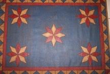 Floorcloths / by Karen Woodruff