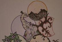 mijn tekeningen ♥