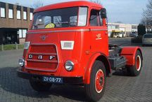 """Legendary & Oldtime DAF Trucks (2)-model A 1500/1600/1800/1900/2000/2200 / A truck that in nowdays,is considerated a real jewel,and back on his time,was a king of the Road Transports,in the 60""""s,in Europe.(DAF model A series,2nd model)"""