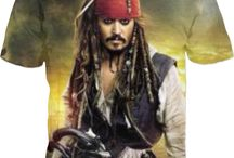 Pirates Of The Caribbean,   Jack Sparrow!