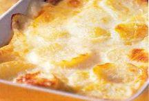 aardappelgratin met boursin