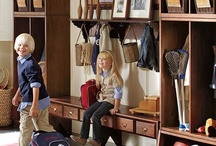 Mudroom Ideas / by Michael Young