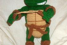 Kids Toys Crochet