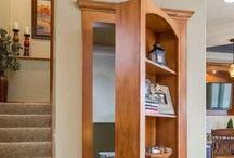 Secret doors / Basement