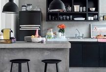 Oh My Kitchen! / Stunning Interiors.