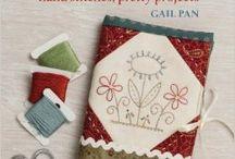 Stiching/Sewing Books