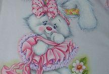 Bunnies / Bunny clipart