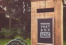 Wedding cards box ideas
