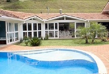 Casas no campo / by Alugue Temporada