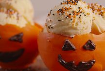 Halloween treats & decor