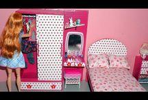 кукольная мебель / видео