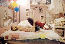 MY room / by Alexandrea Quinn