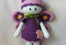 crochet lalylala / horgolt lalababák