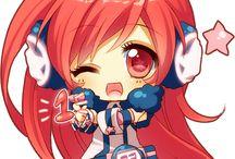 Vocaloid Miki