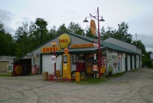 old gas stations/country stores / by Charlie Boyd