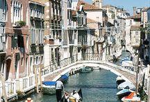 Venice, near Slovenia