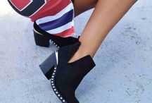 Fall boots look