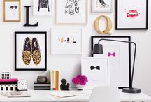 Style Your Wall / by Jordana - White Cabana