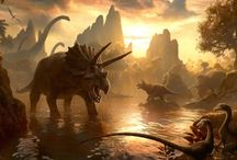 ANIMAL • Dinosaur