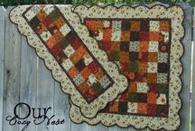 Fun quilts