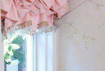 Austrian blinds and ideas