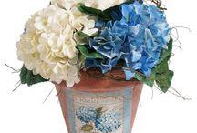 floral arragements / by Kim Houser Seyfert
