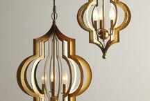 Lighting under $500 / by Nikki Sutton