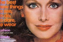 1975 Cosmopolitan, Vogue and other Magazine Covers 1975