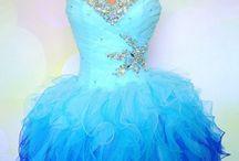 Homecoming Dresses blue