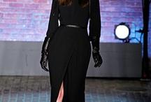 My Fashion Week F/W 2012 / Looks I dressed during MBFW/NYFW  / by Emily Hargrove