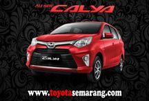 Daftar Harga dan Paket Kredit Toyota Calya di Semarang / Daftar Harga dan Paket Kredit Toyota Calya di Semarang