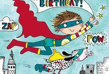 Kartki urodzinowe