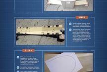 Longboard maken