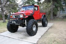 Land Cruiser/Land Rover