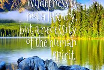 Quotes About The Outdoors / Outdoors Quotes, Hiking Quotes, Nature Quotes