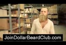 Dollar Beard Club - Sign Up Today! / Check Out Dollar Beard Club and Take Care of Your Awesome Beard! http://joindollarbeardclub.com