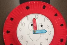 TIME TELLING-TEACHING IDEAS