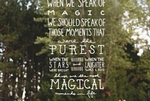 INSPIRATIONAL QUOTES / Beautiful words of inspiration to pass on to your little ones